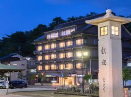 Hotel photo: Hotel Miyajima Villa