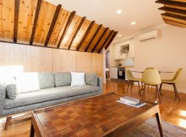 Hotel photo: Bairrus Lisbon Apartments - Principe Real/Brick