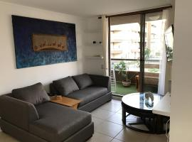 A picture of the hotel: departamento amoblado full