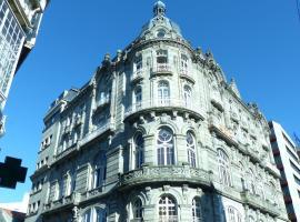 Hotel photo: Edificio El Moderno, Vigo 1.902