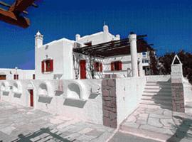 Hotel near Грецькі острови