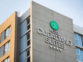 A picture of the hotel: Ciudadano Suites
