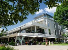 Hotel near Leskovac