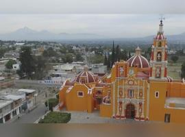 A picture of the hotel: Mi Chaparrito