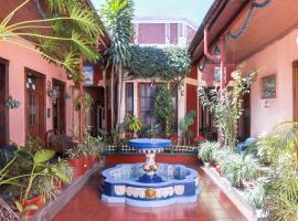 Hotel near San Pedro Ayampuc