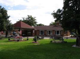 A picture of the hotel: Ivy Rose Motor Inn