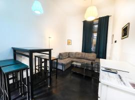 A picture of the hotel: Golden Rhino Apartment in the Downtown