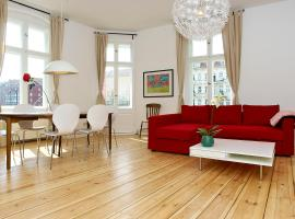 A picture of the hotel: Apartment Prenzlauer Allee
