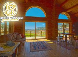 Hotel Photo: Boulder Mountain Guest Ranch