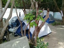 Hotel photo: Camping do tatu