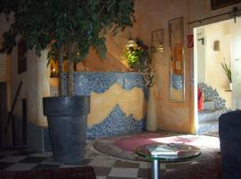 A picture of the hotel: fritzis arte rooms