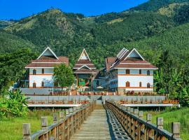 Hotel near Inle