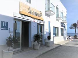 Hotel foto: Hotel Alborán