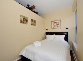 Hotel Foto: Greenwich Village 2 bed 1 bath