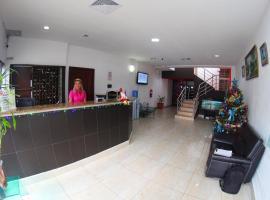 Hotel near Davida