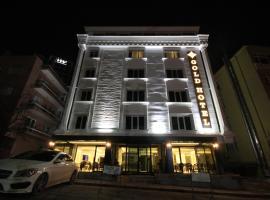호텔 사진: Ankara Gold Hotel