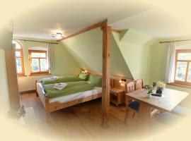 Hotel near Drezda