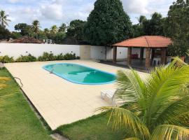 Hotel foto: Sítio Recanto Tuquanduba - Lazer para toda a família!