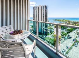 Photo de l'hôtel: Ala Moana Hotel Ocean View 1BD 22nd Floor