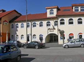 Hotel fotoğraf: Hotel Arkádia ***
