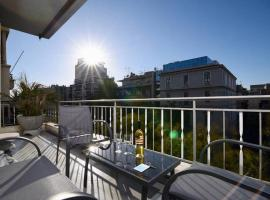 A picture of the hotel: Central Mid-century modern apartment in Athens 152m²