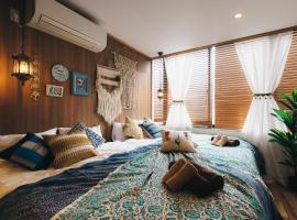 Hotel photo: Aqua cite KITAHAMA