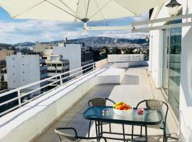 A picture of the hotel: Big Penthouse Athens with View