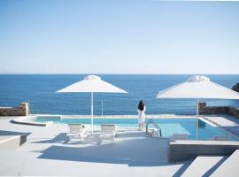 מלון צילום: Athina Ios Villa