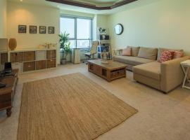 Hotel photo: One Bedroom Apartment - Corniche Tower