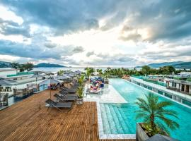 Hotel photo: Hotel Clover Patong Phuket (formerly Surf Hotel Patong)