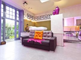 Hotel photo: Dovehouse Street Studio