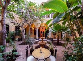 Фотография гостиницы: Riad Soleil D'orient