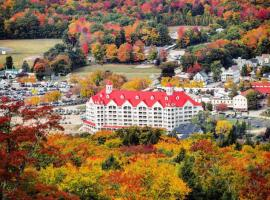 Hotel photo: RiverWalk Resort at Loon Mountain