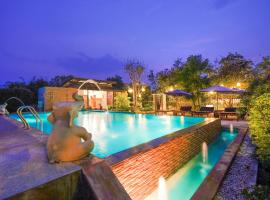 A picture of the hotel: Vieng Tawan Sukhothai Guesthouse by Thai Thai