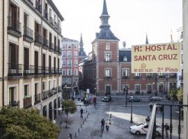Photo de l'hôtel: Hostal Santa Cruz
