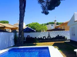 A picture of the hotel: Villa Pepa