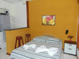 รูปภาพของโรงแรม: Studio Oceânico Itapuã Ba