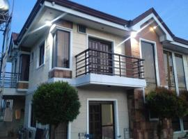 Zdjęcie hotelu: Weaver Taguig Family Vacation Rental.