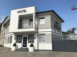 Hotel near Polen