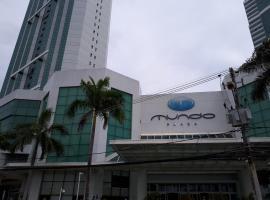 รูปภาพของโรงแรม: Mundo Plaza