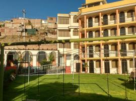 Hotel Photo: Hotel Gerardos Arequipa