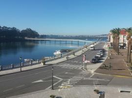 Hotel Photo: Vilanova de Arousa , con Vistas al Mar y al Pueblo