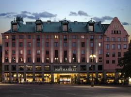 A picture of the hotel: Haymarket by Scandic