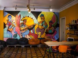Hotel fotoğraf: Samba Rooms Hostel