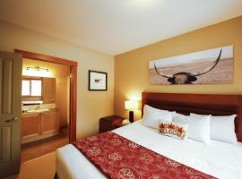 Hotel photo: Lodges at Canmore - 2 Bedroom Suite