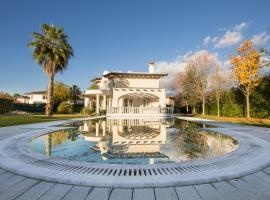 Hotelfotos: Forte dei Marmi villas with pool
