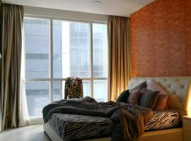 Hotel photo: (1 to 4 Guests) Binjai 8 Near KLCC (City Rain)