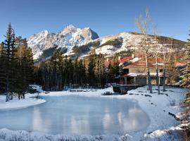 Hotel photo: Crosswaters Resort at Kananaskis