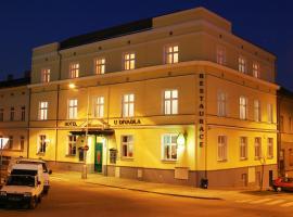 Hotel near Зноймо