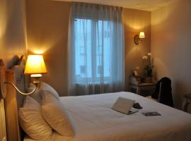 Hotel photo: Hotel The Originals Les Poèmes de Chartres (ex Inter-Hotel)